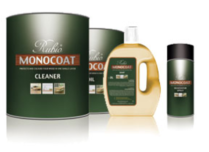 Monocoat Oil Renovatie